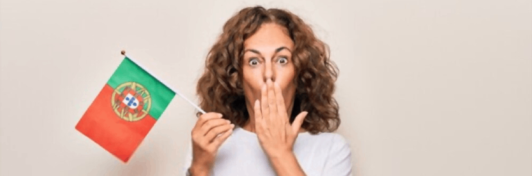 woman wrong Portuguese pronunciation